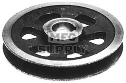 "13-5886 - 5-3/4"" X 5/8"" Cast Iron Pulley"