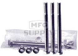 "AZ1163 - Spacer Bolt & Nut Kit for 1"" Spacers"