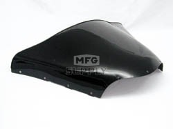 450-619-50 - Yamaha Low Black Windshield. Vmax Chassis.