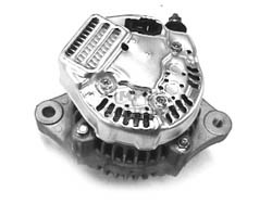 AND0003 - Kubota Starter: 12 volt, 40 AMP, internal regulator.