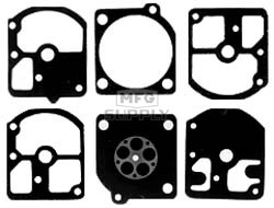 38-5840 - Zama K015026/K015034 Carburetor Kit