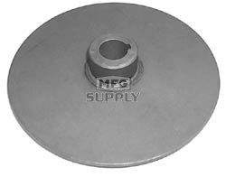 "212364A - 7-7/8"" Dia Disc & Hub, 1"" Bore, 1/4"" keyway."