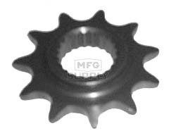 KS004968 - Polaris ATV 11 tooth sprocket. Fits 92-93 Trail Blazer, 94 Trail Boss