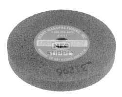 """32-8543 - 8"""" Ruby Stone 36 Grit"""