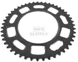 KS003827 - Honda ATV 47 tooth rear sprocket. Fits ATC185, ATC200 & ATC200E