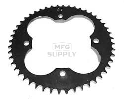 KS003924 - Honda ATV 48 tooth rear sprocket. Fits: ATC90, TRX90,  TRX125