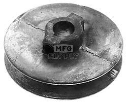 13-687 - 225A12 Die Cast Pulley