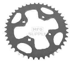 KS003839 - Honda ATV 42 tooth rear sprocket. Fits 83-84 ATC250R.