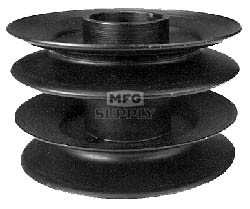 13-9708 - Double Pulley For MTD 756-0638