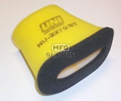 NU-2279ST - Uni-Filter Two-Stage Air Filter. For 84-86 Yamaha Tri Z 250