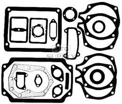 23-2754 - Kohler 47-004-01 Gasket Set