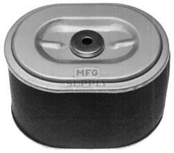 19-6690 - Air Filter Replaces Honda 17210-ZE1-821
