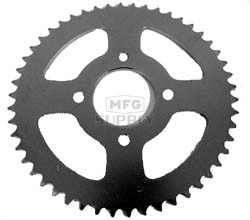 KS003844 - Kawasaki ATV 50 tooth rear sprocket. Fits KLT200A, KLT250A/C/P