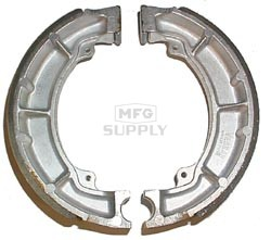 VB-411 - Kawasaki Front ATV Brake Pads. Many Bayou & Tecate ATV models.
