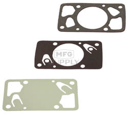 07-449 - Rectangular Fuel Pump Repair Kit. Late model Mikuni