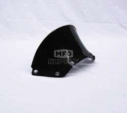 450-638-50 - Yamaha Superlow Windshield Black
