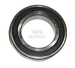 6008-2RS - 40 x 68 x 15 ATV Wheel Bearing