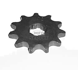 KS003853 - Suzuki ATV 11 tooth front sprocket. Fits 83-84 ALT50