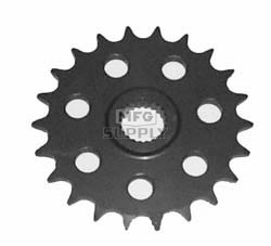 KS004962 - Polaris ATV 22 tooth front & countershaft sprocket.