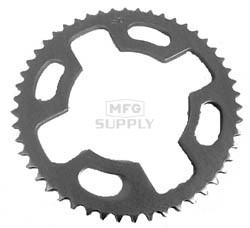 KS003842 - Kawasaki ATV 50 tooth rear sprocket. Fits 84-86 KLT110-A.