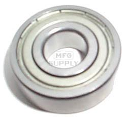 "AZ8224.5 - Precision Ball Bearing, Sealed, 1/2"" ID, 32mm (1.26"") OD"