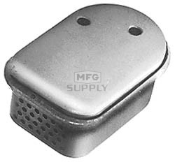 18-2281 - Snapper 1-8198 Muffler