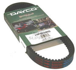 HP2020 - Dayco High Performance ATV Belt. Fits Kawasaki 99-02 Prairie 300