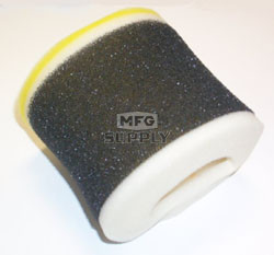 NU-2450ST - Uni-Filter Two-Stage Air Filter for 85-90 Suzuki LT 250