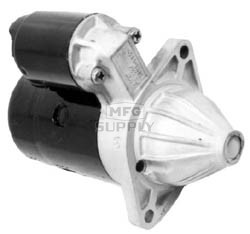 SMT0125 - Starter for Kubota Tractors & Excavators. 12 volt, CW rotation, 9 tooth, 80kW.