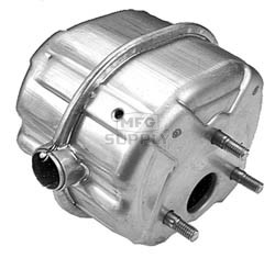 18-10272 - Replaces Honda #18310-ZE2-W00 Muffler. Fits GX240 & GX270 with 2 piece muffler shield.