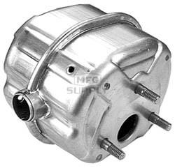 18-10271 - Replaces Honda #18310-ZE2-W13 Muffler. Fits GX240 & GX270 with 1 piece muffler shield.