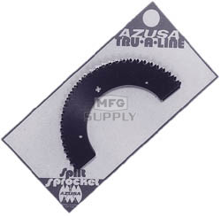 AZ2058 - Tru-A-Line Racing Split Sprocket 76 teeth, .125 Thick; #35 Chain