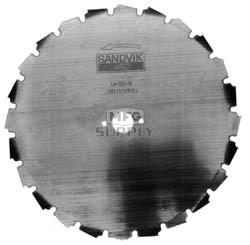 "27-8460 - 9"" EIA Brushcutter Blade"