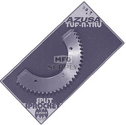 AZ2657 - Tuf-N-Tru Racing Split Sprocket 57 teeth, .160 Thick; #35 Chain