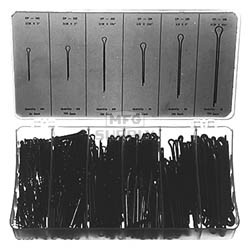 1-11 - Cotter Pin Assortment