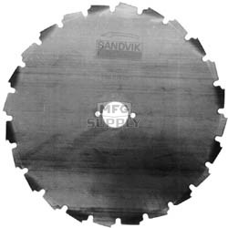 "27-8461 - 24 X 9"" X 1"" EIA Brushcutter Blade"