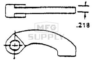 211331A1 - Cam Arm B-4 (42.7 grams)