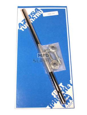 """AZ1849-110 - Tubular Tie Rod Kit 5/16-24 x 11"""" long"""
