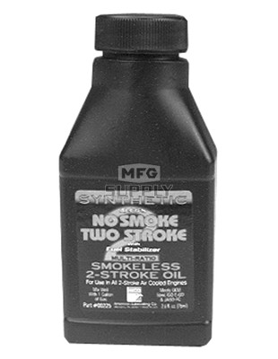 33-9940 - Synthetic Two-Cycle Engine Oil (Smoke Free)