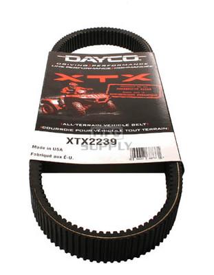 XTX2239 - Polaris Dayco XTX (Xtreme Torque) Belt. Fits 07 & newer models, replaces 3211113.