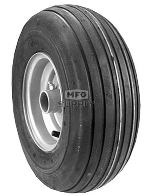 8-10789 - 15x600x6 Dixie Chopper Wheel Assembly.