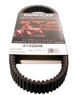 XTX2244 - Polaris Dayco  XTX (Xtreme Torque) Belt. Fits 09 and newer 850cc models.