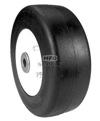 8-10162 - Walker 8x300x4 Solid Foam Wheel Assembly