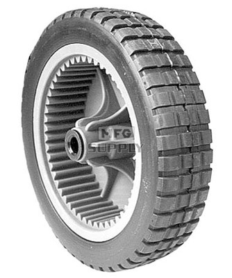 "7-11021 - 8"" X 1.75"" Plastic Wheel for Murray Walkbehinds."