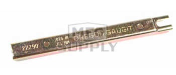 "MN-025 - .025"" Depth Gauge Tool for use with .325"" pitch (22290)"