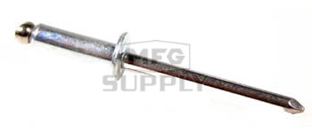SS56F - Steel Plated Rivets (bag of 100). Use for slides.