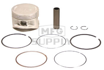 "50-536-04 - ATV .010"" (.25 mm) Piston Kit For '85-01 Yamaha YFM 80"