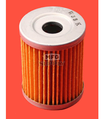 FS-701-H2 - Oil Filter Element for many 125-300cc Suzuki ATVs.