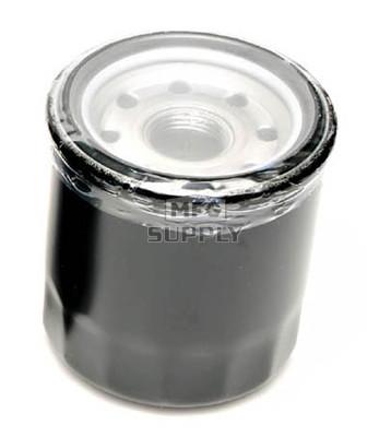 FS-708-H4 - Black Spin-On Oil Filter for Suzuki ATVs
