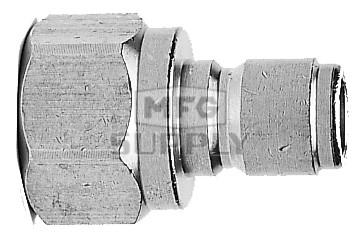 "48-9415 - 3/8"" FPT Plug Brass"